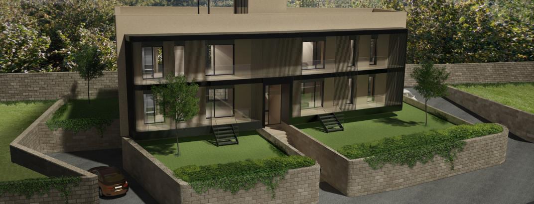 ISA01- Casa Isolella fisciano nuova costruzione